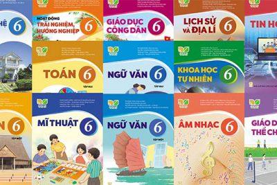 Trường TH&THCS Vĩnh Bình Nam 1 tham gia tập huấn giáo viên, cán bộ quản lý sử dụng Sách giáo khoa lớp 6 năm học 2021-2022
