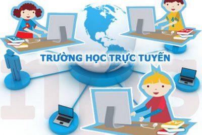 Thời khóa biểu dạy học trực tuyến khối 9 học kỳ 1, năm học 2021-2022